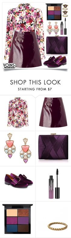 """""""Yoins 04/40"""" by itsybitsy62 ❤ liked on Polyvore featuring Miss Selfridge, La Regale, Charlotte Russe, MAC Cosmetics, yoins, yoinscollection and loveyoins"""