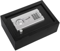 Check for a depth review to this product. Here you get a lot of helpful informaton. Digital Safe, Digital Lock, Gun Safe For Sale, Drawer Safe, Biometric Lock, Safe Door, Best Safes, Gun Safes, Lock Set