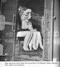 POLICE RAIDS AND THE STONEWALL RIOTS