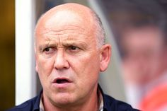 Mike Phelan Photos Photos - Hull City interim manager Mike Phelan prior to kick off in the pre-season friendly between Scunthorpe United and Hull City at Glanford Park on July 23, 2016 in Scunthorpe, England. - Scunthorpe United v Hull City - Pre-Season Friendly