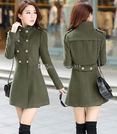 Look For More Useful Pea Coat Women Fashions   Fashion inspiration ...