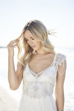 Anna Campbell Bridal 2017 - Signature capsule collection