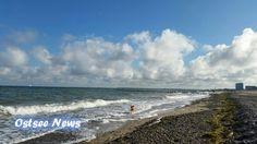 Oh jaaa, was für ein perfektes #Ostsee Wetterchen. Der #GoldeneHerbst lässt grüßen :-)  #Warnemünde #herbst #Herbst2015 #strand #ocean @hotelneptun  #hotelneptun