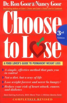 Choose to Lose: A Food Lover's Guide to Permanent Weight Loss $3.49