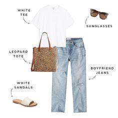 Here are casual, comfortable outfits to wear this weekend to celebrate the unofficial start of summer—even if you don't leave your home. Weekend Style, Weekend Outfit, Weekend Wear, Jean Outfits, Casual Outfits, Fashion Outfits, Girly Outfits, Fashion Clothes, Jean Shirts