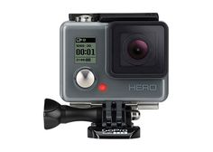 GoPro Hero Video Camera #Giveaway via #AuhYes - Hurry & Enter