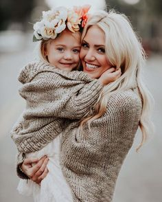 Mom And Baby Photography Discover Beautiful Smile Savannah Soutas with Cute Daughter