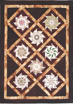 Ideas for whack n stack quilt tops