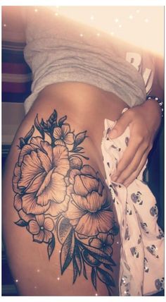 Self Harm Cover Up Tattoo, Scars Tattoo Cover Up, Scar Cover Up, Scar Tattoo, Eyebrow Tattoo, Hip Thigh Tattoos, Waist Tattoos, Leg Tattoos Women, Cute Tattoos For Women