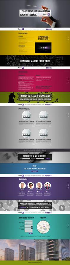 Implementación junto con equipo Clicker - Coach In http://www.coachin.com.mx/