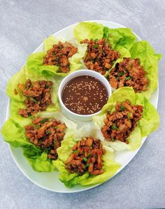 Who wants to worry about traffic, parking, and those high menu prices when you can make these fabulous chicken lettuce wraps in the comfort of your own home in under 30 minutes?            They say that you always want what you can't have, and boy is that true. It always seems that I crave the food I absolutely can not have, no matter how badly I want it. I would kill for rolled tacos from the l...