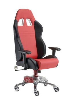 Race Car Like Office Chair Cool Racecardesign