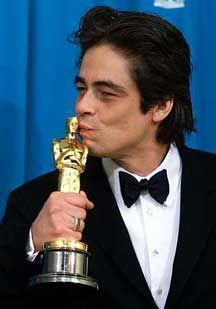 Benicio Del Toro Wins Oscar
