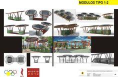 Mobiliario urbano en Madrid España - Buscar con Google