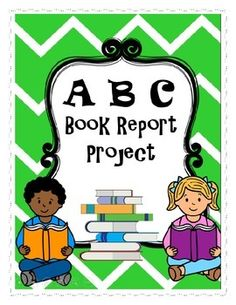 abc book report Abc book report by michele mccaughtry is licensed under abc book report preview subject english language arts, creative writing, reading grade levels.