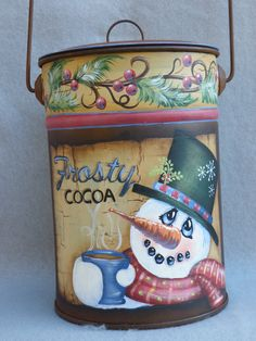 Yummmm....somebody pass the marshmallows.  Unpublished.