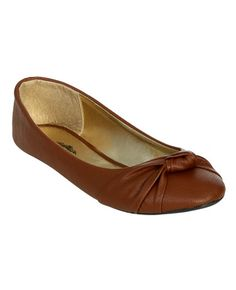 Knotted Ballet Flat - Wetseal