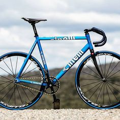Cinelli_Official Mystery Track Bike shot by @CycleExif