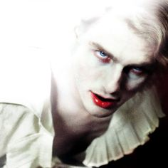 """darth-uriel:  """"Evil is a point of view. God kills indiscriminately and so shall we. For no creatures under god are as we are, none so like him as ourselves…"""" - Lestat de Lioncourt (Interview with the Vampire)"""