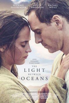 'A Luz Entre Oceanos', após o fim da Segunda Guerra Mundial o faroleiro Tom…