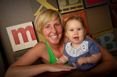 """""""Mommy and Daughter Love"""" by Portrait Creations photography studio located in South Charlotte, NC."""