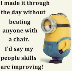 Funny Minions Quotes 372