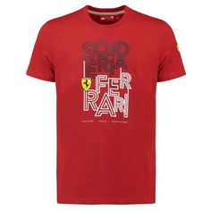 Veste Softshell Rouge de l/équipe. Scuderia Ferrari 2019 Collection F1/™