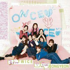 TWICE - ViVi Japan Magazine January Issue