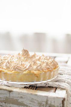 Lemon Meringue Pie | Little Artisan Kitchen