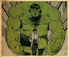 Banner & Hulk