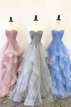 Sweetheart Neck Multi-color Tulle Layered Long Senior Prom Dress, Lace Evening Dress from Sweetheart Dress Related posts:Sexy Long Prom Dress Tulle A-Line Evening Dress V-neck Formal Gowns Cheap Prom G. Cute Dresses For Party, Pretty Prom Dresses, Lace Evening Dresses, Ball Dresses, Elegant Dresses, Long Lace Prom Dresses, Prom Dresses For Teens Long, Pretty Dresses For Teens, Unique Formal Dresses