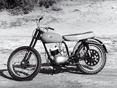 BSA Trail Bronc, similar to the Bantam trial my friend Daryl M had which I rode a bit, but his had a lovely leg burner exhaust!