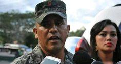 Honduras: Capitán señalado por EEUU y su familia pedirán asilo en el extranjero El oficial aseguró que temía por su vida y su familia, por lo que pidió protección al comisionado de Derechos humanos El uniformado fue señalado a inicios de este mes por la Embajada de Estados Unidos (Foto: El Heraldo Honduras/ Noticias de Honduras)