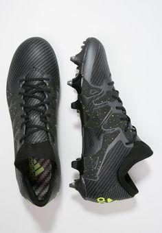low priced 5af7b 0fe8b adidas Performance X 15.1 SG - Chaussures de foot à lamelles - core  blacksolar