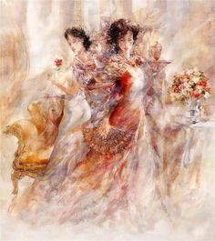 Las pinturas de Gary Benfield