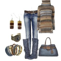 """""""Relaxed Winter Day Date"""""""
