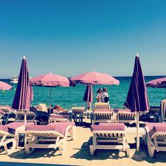 "atelier katayon on Instagram: ""Eden Plage Beach Club #sainttropez #goodtimes #cotesazur #vacation@atelierkatayon"""