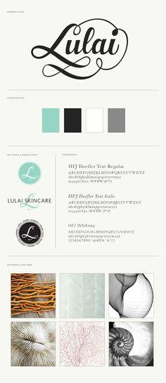Lulai Brand Identity #logo #branding #handlettering by Motto
