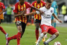 Verrati  Lens vs PSG 18 October 2014