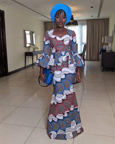 Ankara Styles For Kids, Ankara Gown Styles, Latest Ankara Styles, Latest African Fashion Dresses, Nigerian Fashion, Ghanaian Fashion, Ankara Fashion, African Print Wedding Dress, African Print Dresses