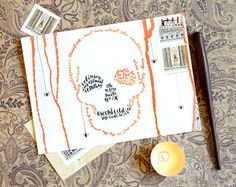 How to Make Deliverable Mail Art   The Postman's Knock