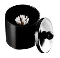 Boîte noire pour cotons et cotons-tiges