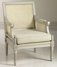 Seine Lounge Chair from Home Decorators $469.00  *Could be really cool in the Antique Blue too!
