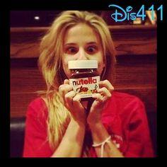 Photo: Caroline Sunshine Loves Nutella June 1, 2014