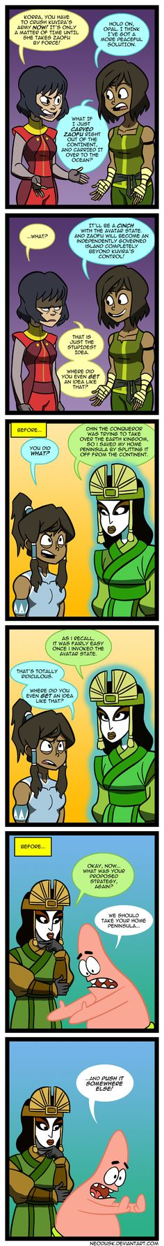 LoK: Outdated Ideas by Neodusk.deviantart.com on @deviantART
