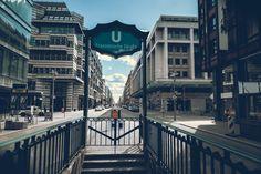 Berlin, U-Bahnhof Französische Strasse