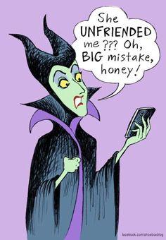 maleficent on facebook