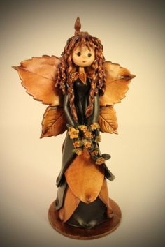 scorpio fairy by fairiesbynuria on Etsy
