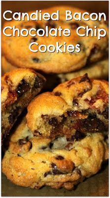 Soft and Gooey Candied Bacon Chocolate Chip Cookies The search for the perfect chocolate chip cookie recipe has been a long and difficult one. I have made many, tasted tons, and liked a few. But none were exactly what I was looking for. Bacon Chocolate Chip Cookies, Perfect Chocolate Chip Cookie Recipe, Chocolate Potato Chips, Bacon Cookies, Potato Chip Cookies, Chocolate Cake, Bacon Recipes, Crockpot Recipes, Potato Recipes