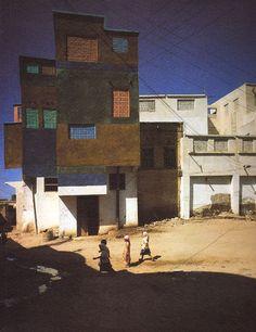 ettore sottsass / photograph / yemen / 1980